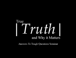 The Truth Matters2