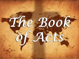 THE SPIRIT SPEAKS & PAUL AND BARNABUS OBEY