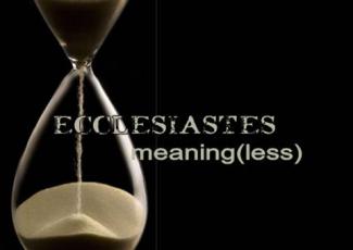 Ecclesiastes-Main